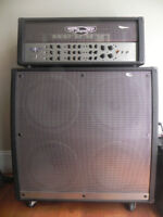 Traynor YCS100 YCS412 Guitar 100W Tube Amp and 4x12 Cab