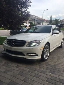 Mercedes c350 2009 - AWD - REDUCED PRICE