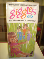 Vintage Giggles Doll in Original Box  Circa 1967 by Ideal