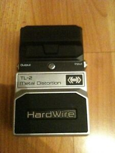 Hardwire TL-2 Distortion
