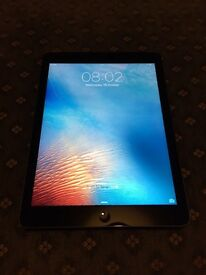 Apple iPad air 32GB space grey, cellular and wifi