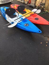 X2 feelfree roamer kayaks