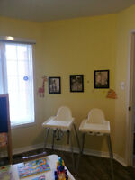 BILINGUAL - FRENCH/ENGLISH HOME DAY CARE (Steeles and Chinguacou