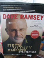 For Sale - Book/CD Set by Dave Ramsey