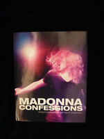 MADONNA LIVRE/BOOK Confessions by Guy Oseary(2008)Comme neuf
