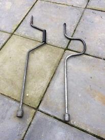 caravan steady wrench