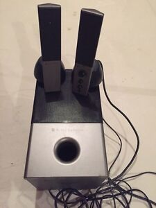 Altec Lansing speaker set  Kitchener / Waterloo Kitchener Area image 3