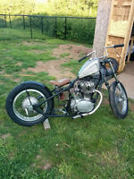 1976 XS 650 Bobber for Sale /Trade Reduced from $5000 to $4500