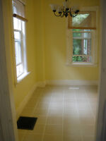 Downtown 6 bedroom three storey home for rent