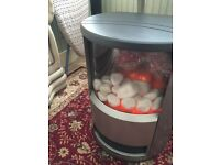 Dimplex SNA20 Pebble Effect Dual Output Electric Heater