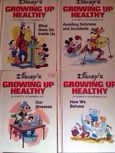 Disney's Growing Up Healthy