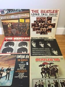 Albums/vinyl records -  Beatles  London Ontario image 1