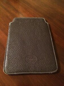 ROOTS real leather iPad/kobo case Cambridge Kitchener Area image 3