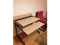 Computer desk trolley (excellent condition)