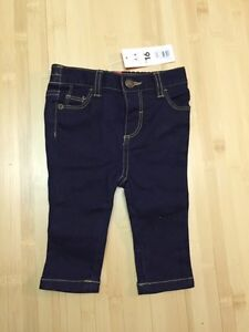New with tags 3-6 month jeans Prince George British Columbia image 1