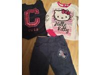 Girl clothes: 6-7