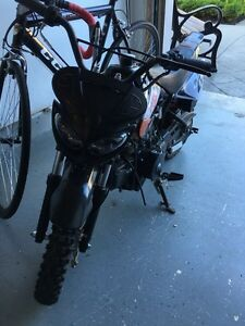 CHINESE 70cc DIRT BIKE