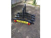 x4 Bicycle rack