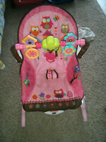 Almost new and clean baby bouncer for sell