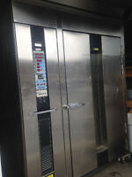 Baxter double rack oven (gas) OV210 G2