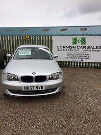 BMW 118d se