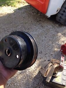 March underdrive pulley sbc 350