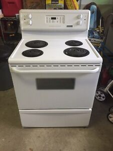 Frigidaire self cleaning stove