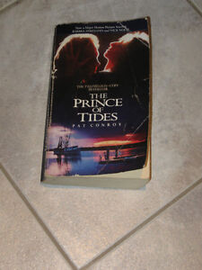 The PRINCE of TIDES [CONROY]..BEST SELLER & MOTION PICTURE HIT