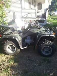 honda fourtrax 350 2001 foot shift in A1 condition