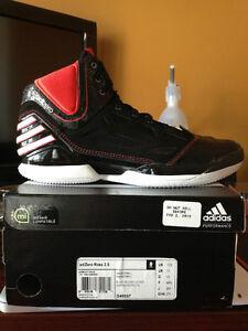 Adidas adizero Rose 2.5 (Derrick Rose) Men sz 10.5 not nike