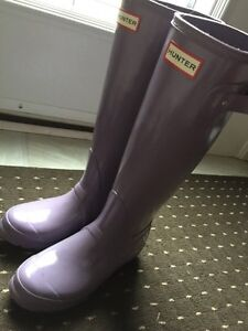 Size 6 hunter boots