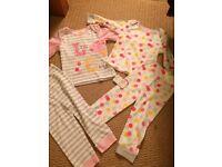 2 new pyjamas 12-18 M