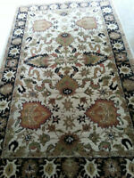 Mint condition Wool Rug