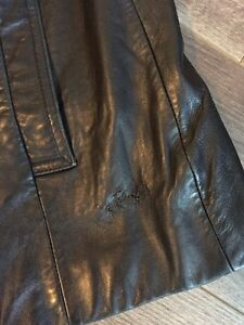 Women's Danier leather coat size 6 Kingston Kingston Area image 5