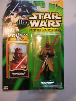 Star Wars Action Figures, New in package