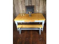 Painted Pine Dining Suite