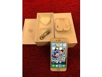 iPhone 6 Gold 64gb - Excellent condition