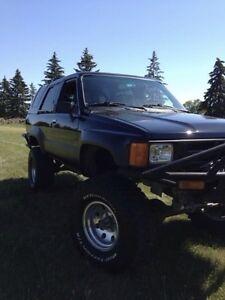 1985 Toyota 4Runner SR5 Edmonton Edmonton Area image 6