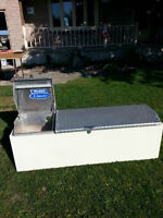 Cargo Storage Box for p/u truck or trailer