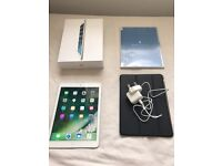 iPad Air 16GB + 2 Cases in EXCELLENT CONDITION