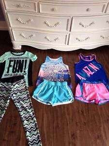 Justice outfits size 10-12