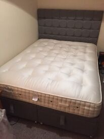 Flaxby natures finest 6500 pocket sprung king size mattress, new.