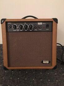 Hanks guitar amp amplifier