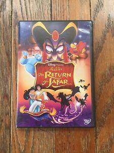 Aladdin The Return of Jafar DVD