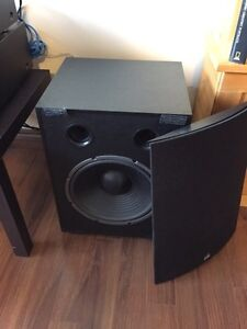 """PSB SubSonic 6  12"""" Home Theatre Subwoofer"""