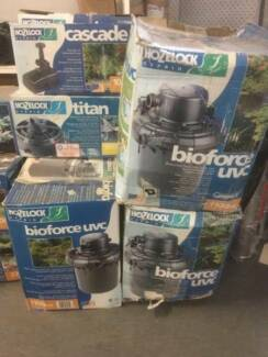 Bioforce Pond Filters