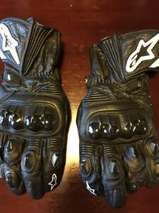 ALPINESTARS GP PLUS RIDING GLOVES St. John's Newfoundland image 1