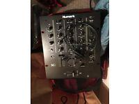 NuMark M4 3 Channel Mixer