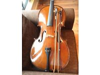 Full Size Cremona Cello Unused