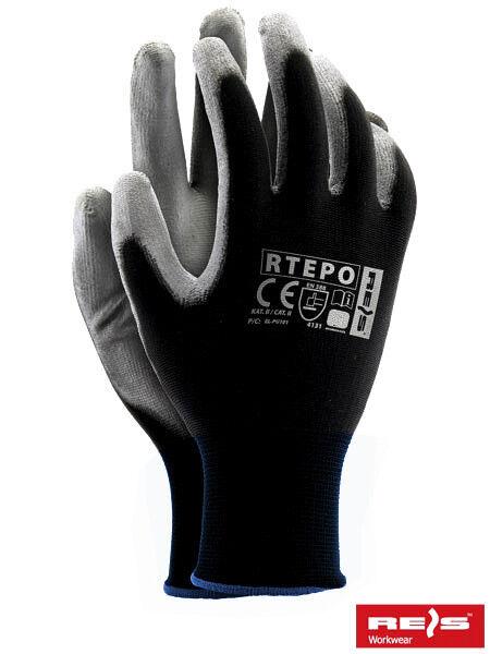 12 Paar Arbeitshandschuhe Montagehandschuhe Handschuhe Größe: 7-8-9-10 RTEPO S/G
